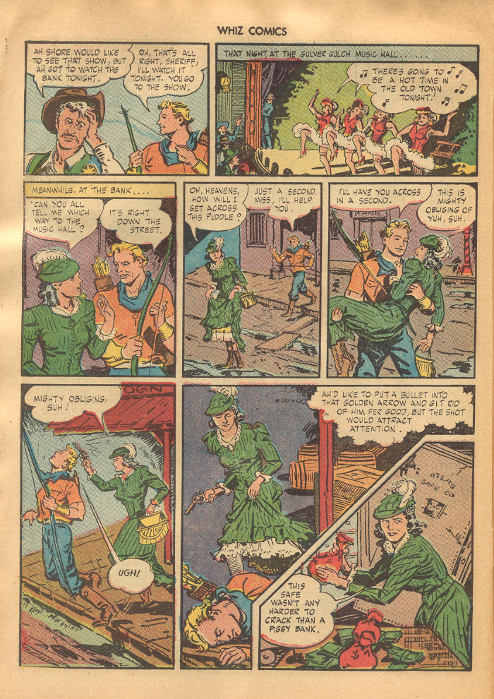 WHIZ Comics issue 69 - Page 14