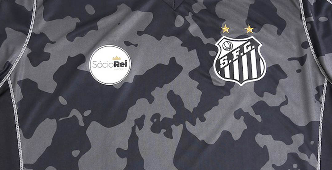 The Santos 2017 Third jersey has been released yesterday. The Santos 2017  kits are made by Kappa since last year. 7d121e11c29fa