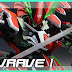 1/144 Valvrave I - Hito Painted Build