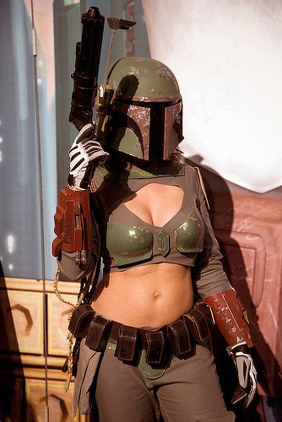 Guerrera Star Wars