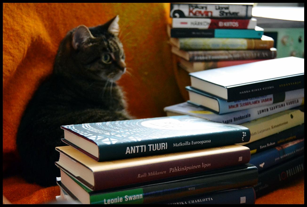 mielensäpahoittaja ja miniä kirja
