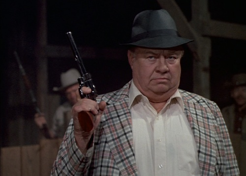 clifton james is dead