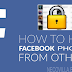 How to Hide My Photos on Facebook