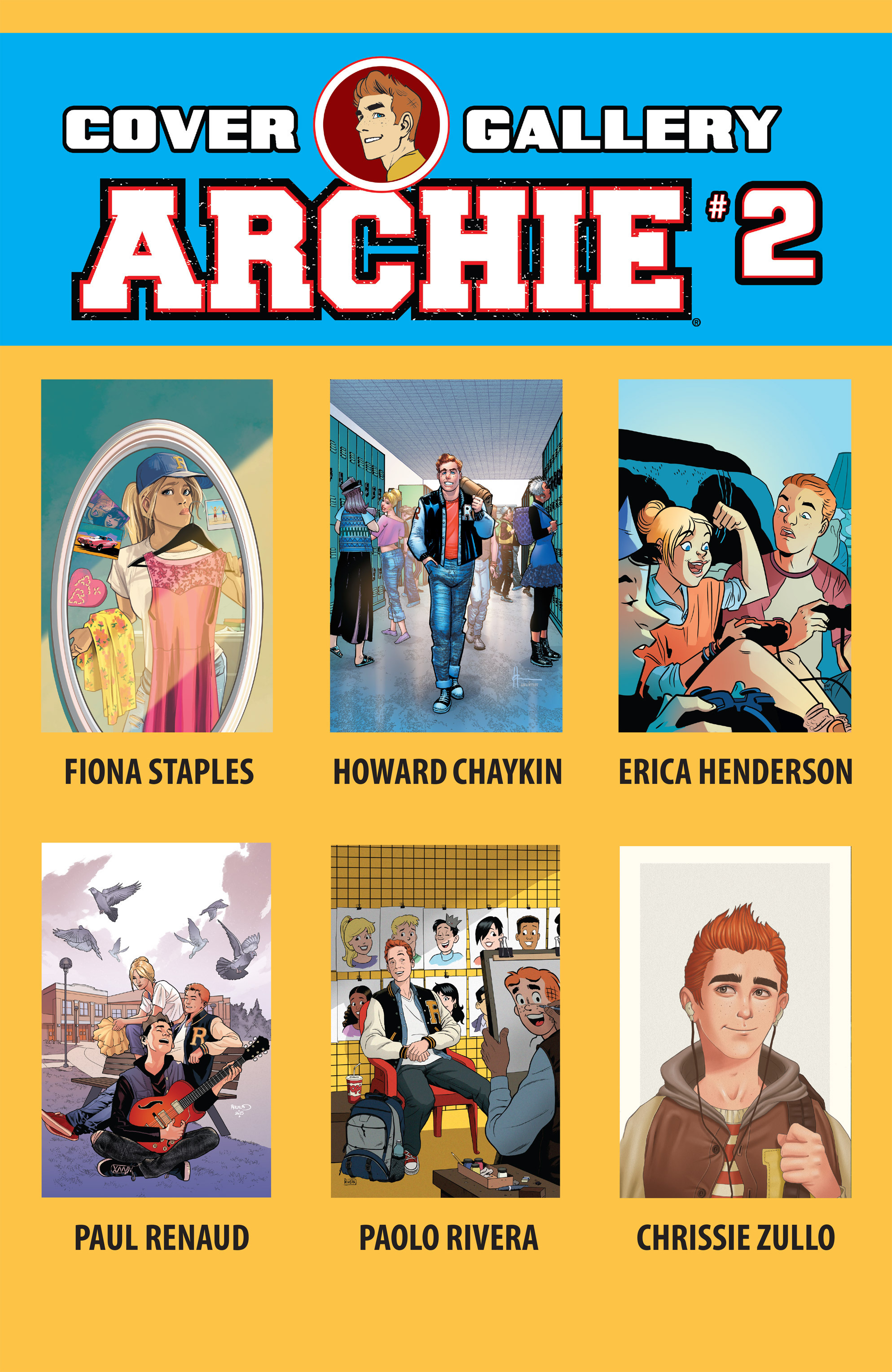 Read online Archie (2015) comic -  Issue #2 - 32