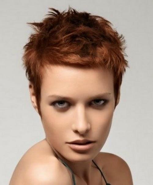 Haircut Styles: 2014 Women Fashion Trends: Very Short