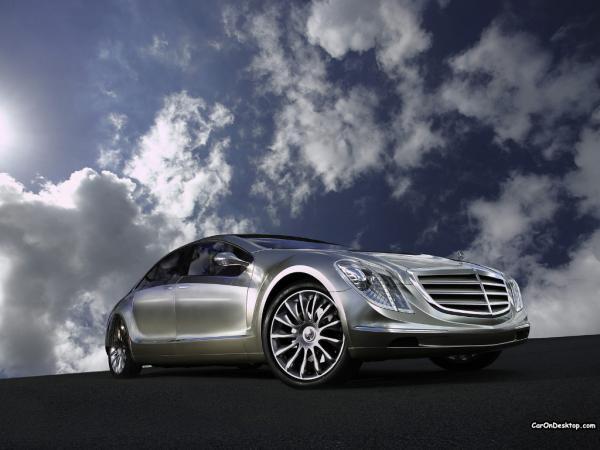 Top Fonds d'écrans Mercedes
