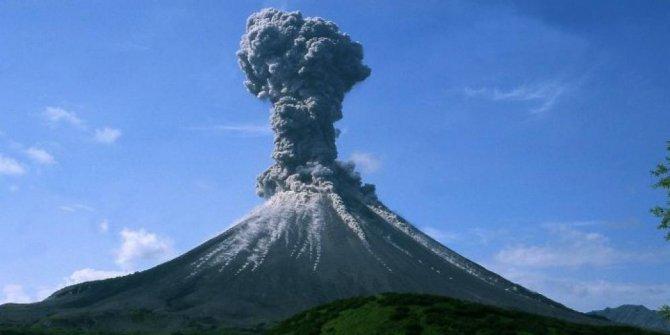 Gunung Marapi Meletus 20 Kali