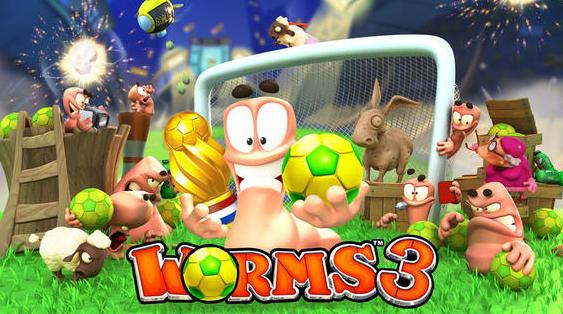 Worms 3 v2.06 Mod Apk OBB Terbaru (Unlimited Money)