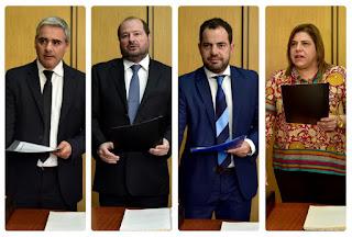 Juraron los diputados integrantes del Consejo de la Magistratura bonaerense