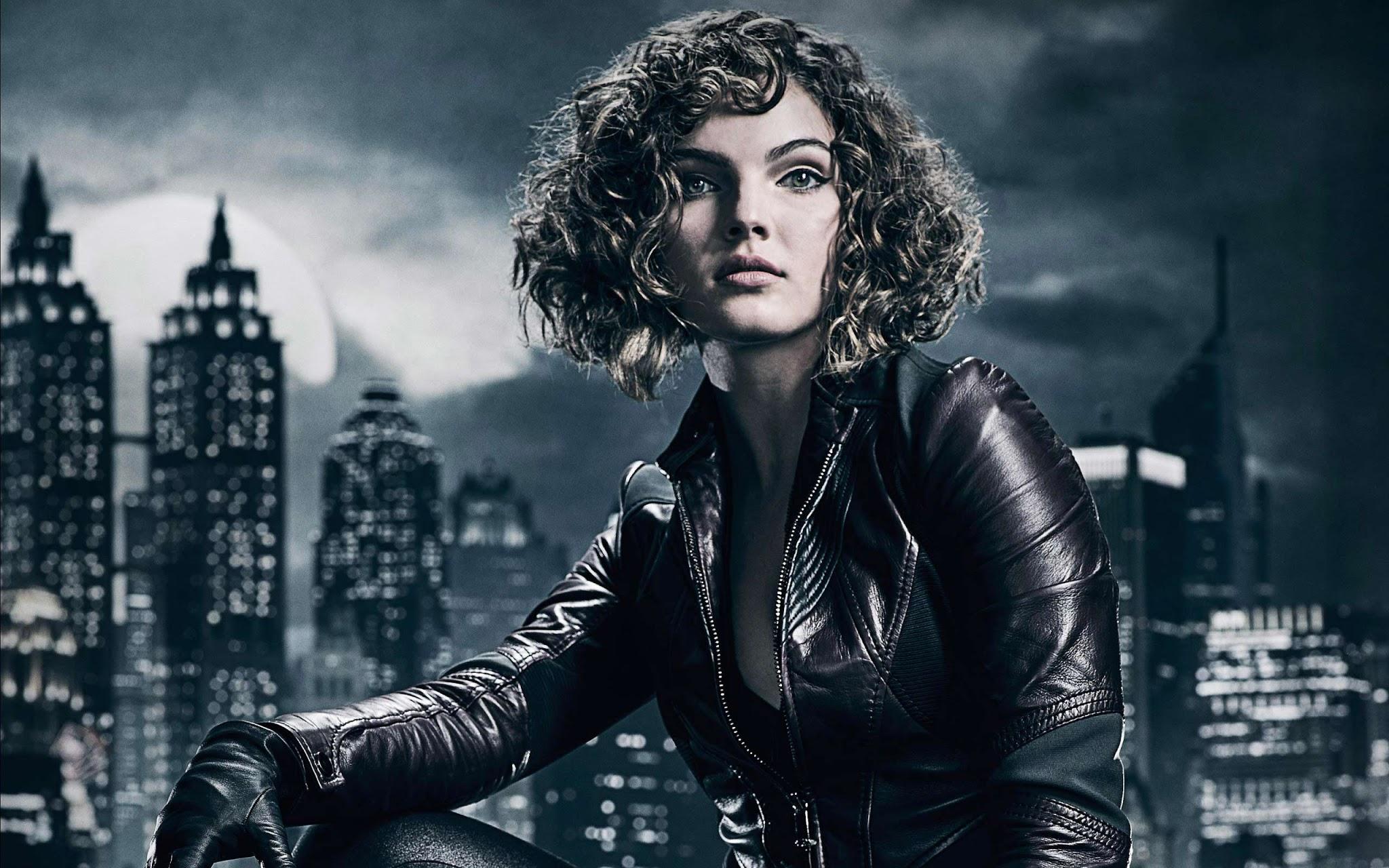 Gotham Season 4 Camren Bicondova Mulher Gato