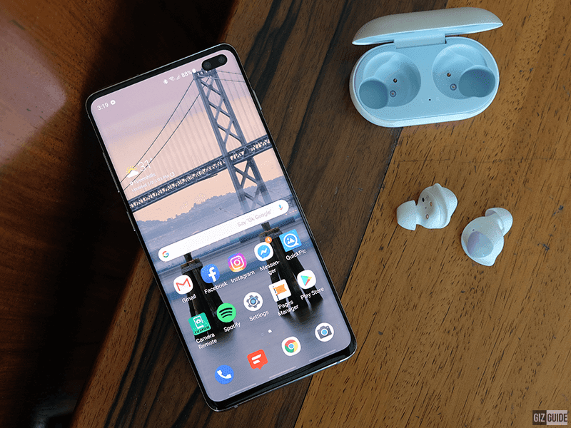 Samsung Galaxy S10 series and Galaxy Buds now available in PH!