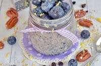 Αποβραδίς φτιαγμένο πρωινό με μύρτιλλα - by https://syntages-faghtwn.blogspot.gr