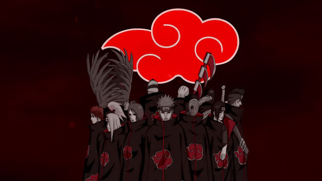 Naruto-Akatsuki Wallpaper Engine