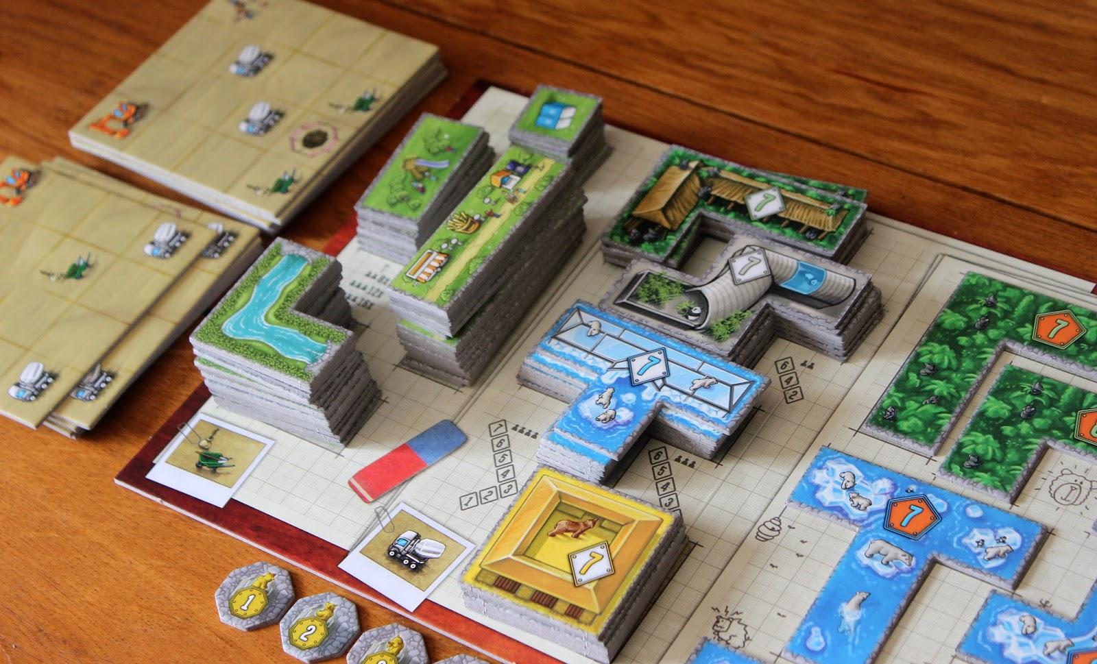 Get Barenpark Board Game Background