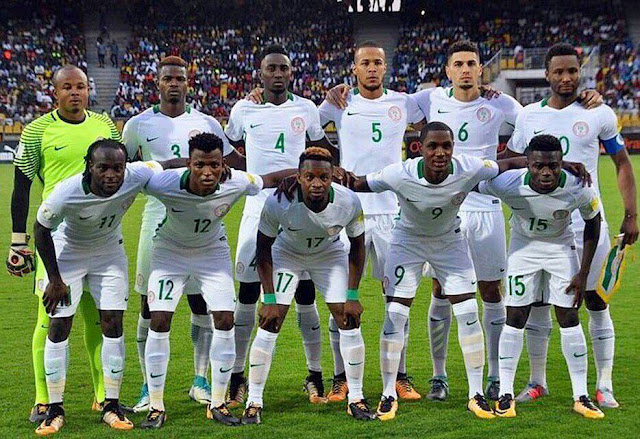Moses, Iwobi, Musa, Akpeyi, Mikel, 18 Others Called Up For Nigeria-Zambia Clash