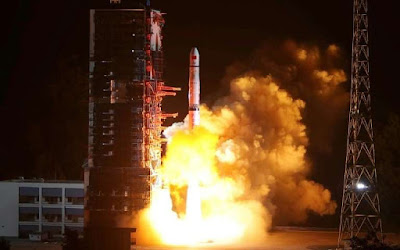 China Launches Satellite Bound for the Far Side of the Moon