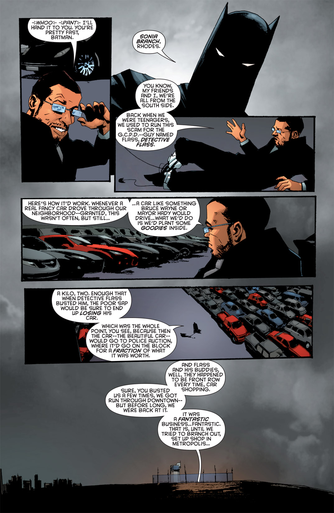 Detective Comics (1937) 877 Page 9