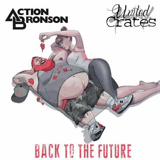 United Crates x Action Bronson: Back to the Future