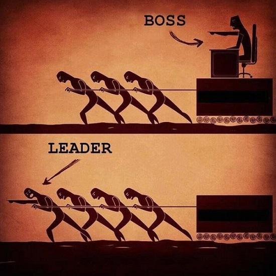 pemimpin hebat