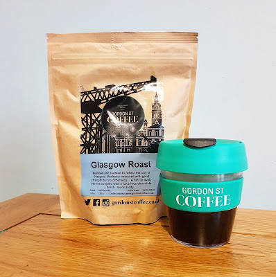 Gordon St Coffee Glasgow Roast