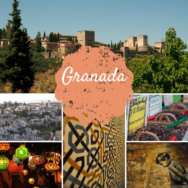 Viaje a Granada