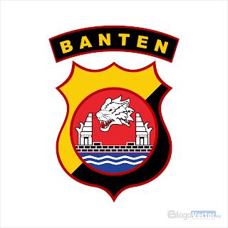 Polda Banten Logo vector (.cdr)