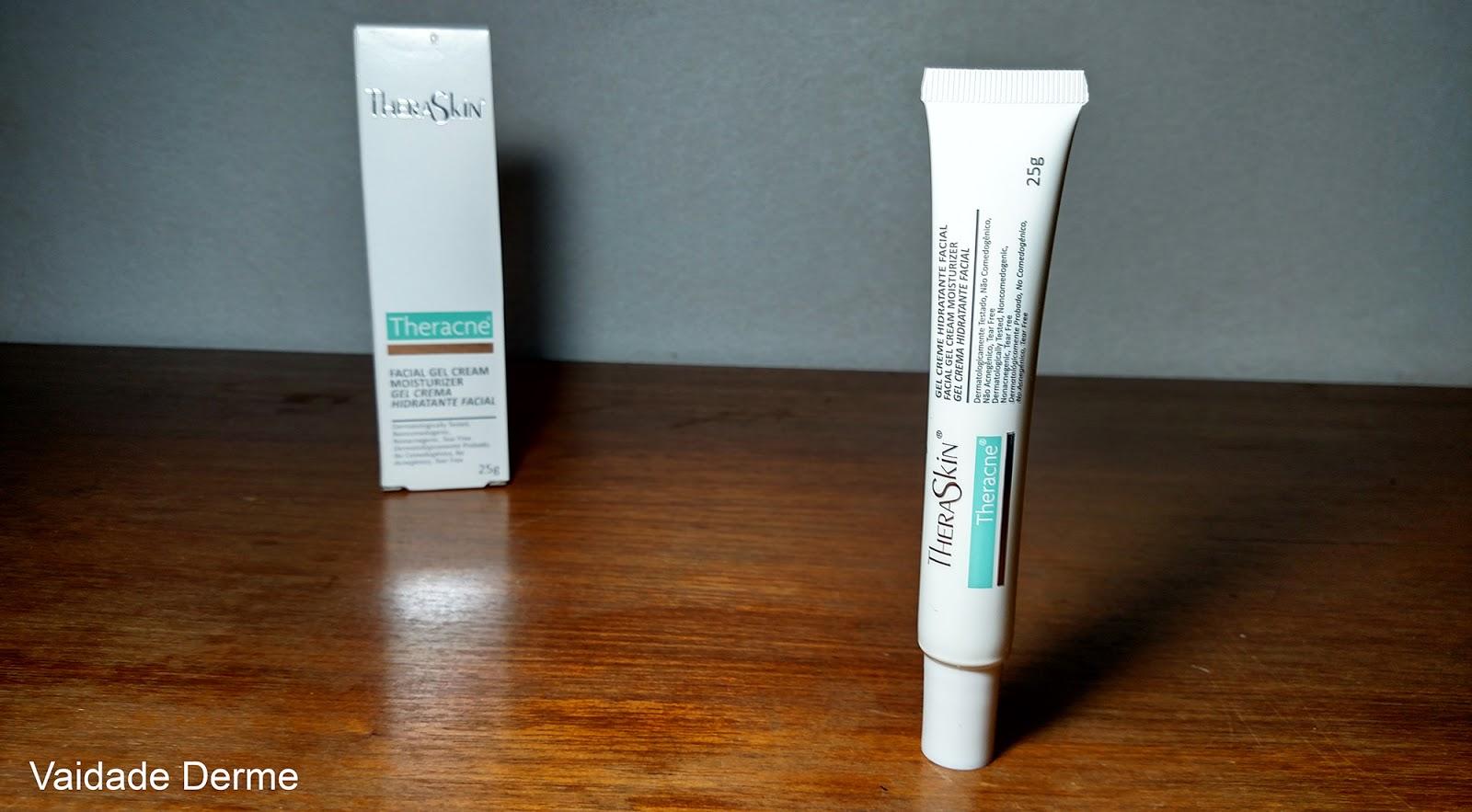 Theraskin Theracne Hidratante Facial