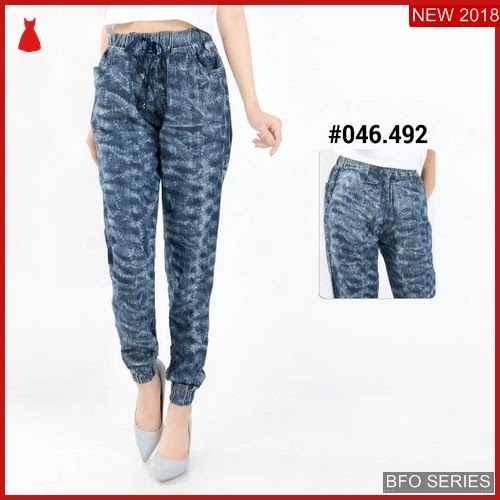 BFO251B32 CELANA Model JOGER JEANS Jaman Now FASHION BMGShop