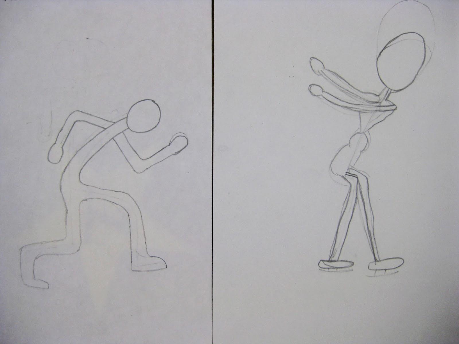 cassie stephens teaching figure drawing to kids