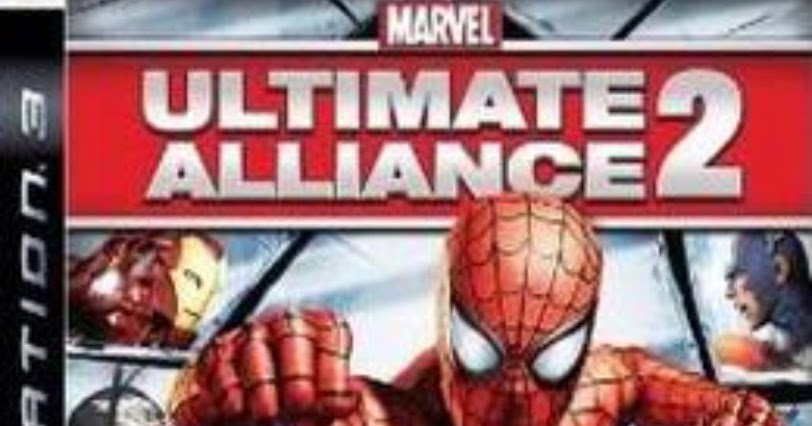 Marvel Ultimate Alliance 2 + DLC - PS3 ISO