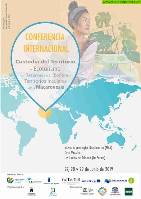 """Conferencia """"Custodia del Territorio y Ecoturismo en la Macaronesia"""""""