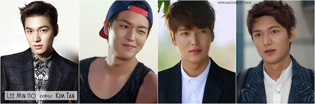 Kim Tan (Lee Min Ho)