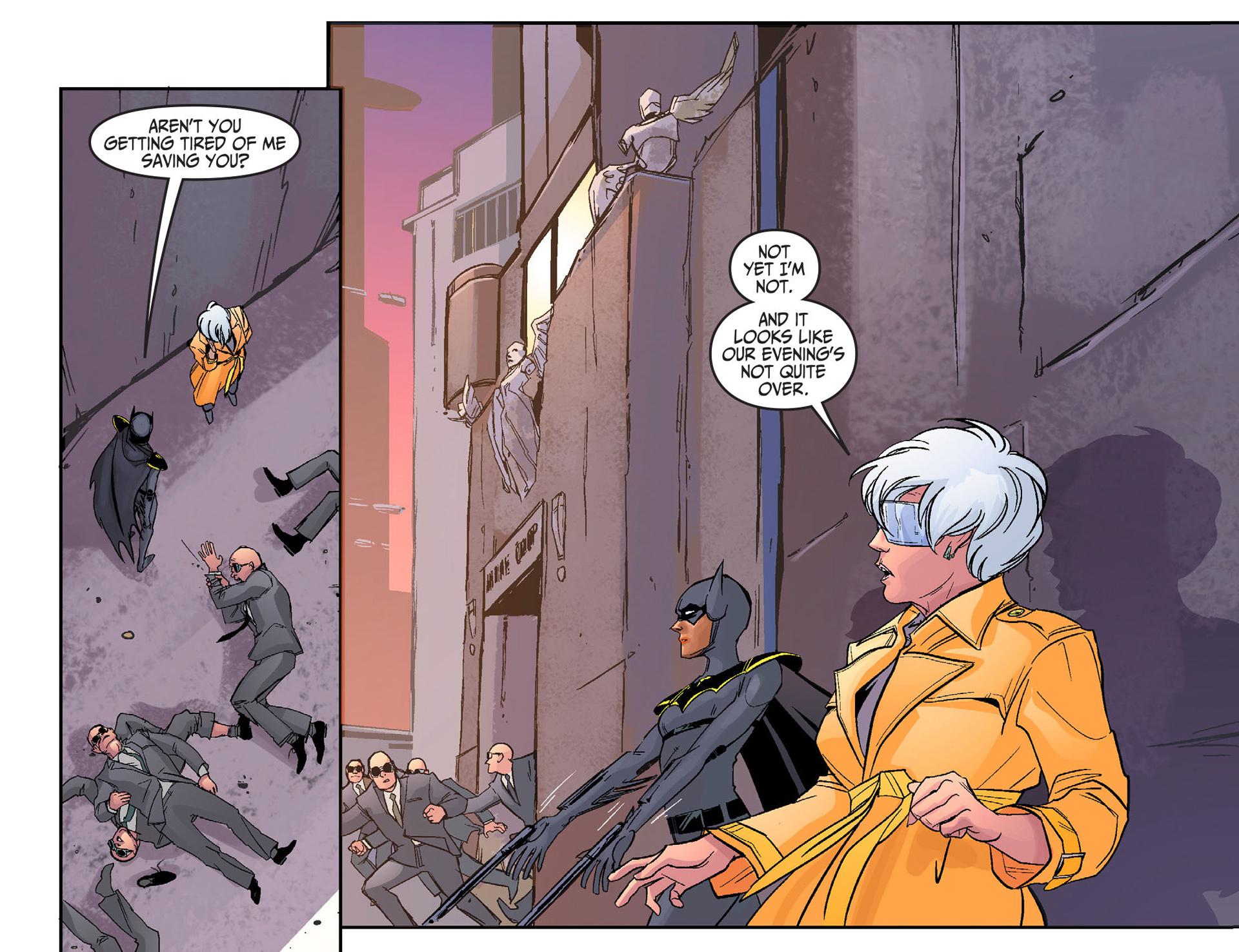 Batman Beyond (2012) 29 Page 4