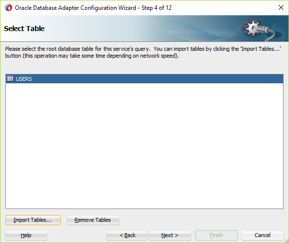 Ankur's blog: Poll database using DB adapter in Oracle