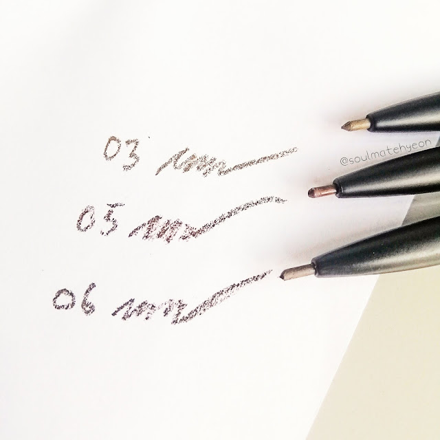 KCKC Color 卡奇色彩 Brow Pencil 自然生动双头眉笔