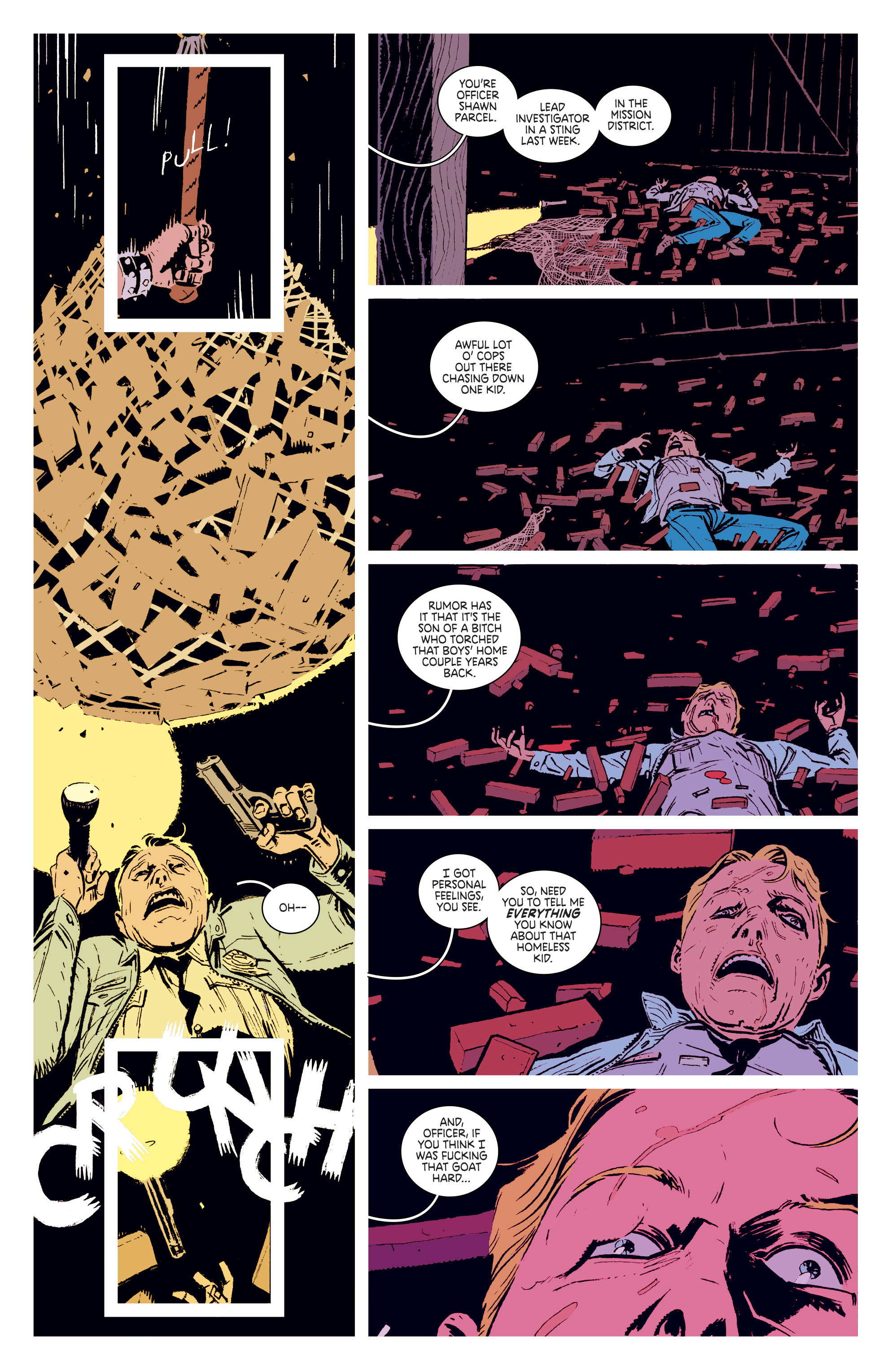 Read online Deadly Class comic -  Issue #2 - 29