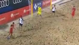 كأس القارات لكرة القدم الشاطئية: البرازيل تفوز باللقب والإمارات و مصر يحققان المركز الخامس والسادس على الترتيب