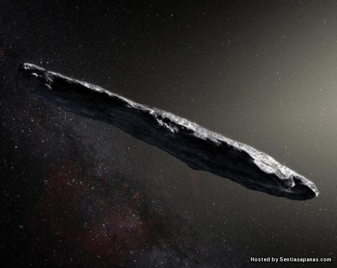 'Oumuamua, Objek Pelik Dari Luar Sistem Solar Dikesan NASA