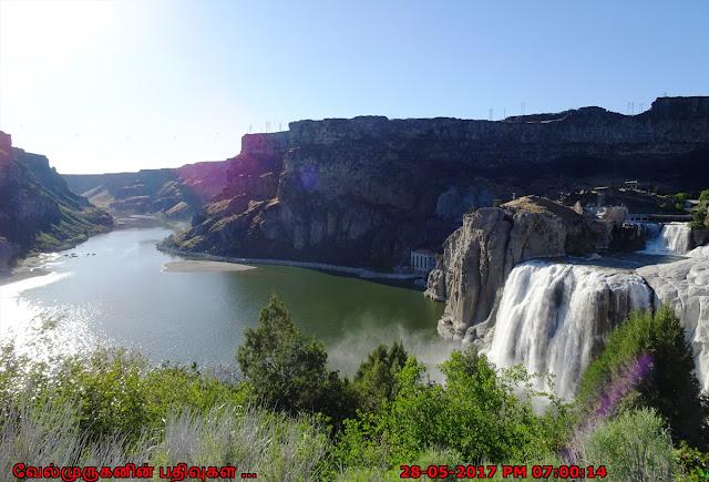 Shoshone Falls OverLook