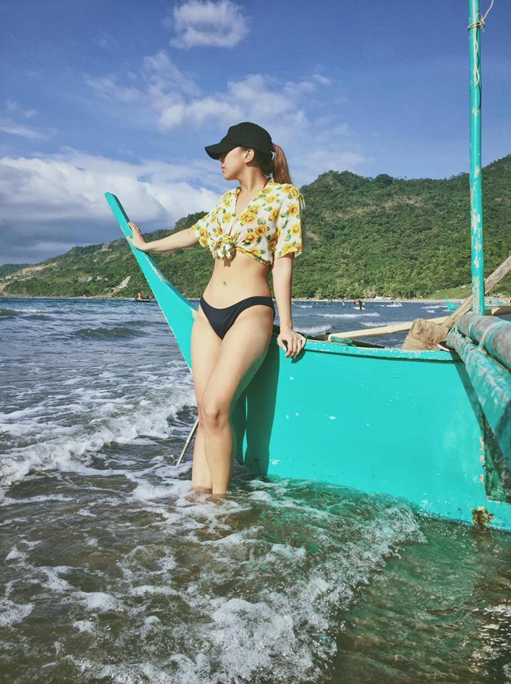 Pamela Cruz shared her weight-loss journey on Facebook