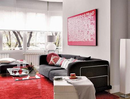 Achados de decoracao apartamento pequeno com jeito de for Decorar apartamento pequeno fotos