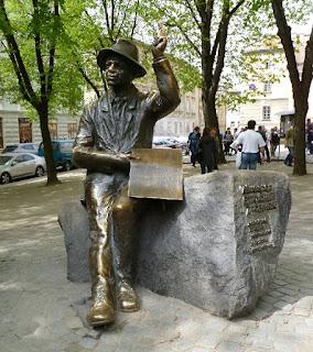 Pomnik Nikifora Krynickiego
