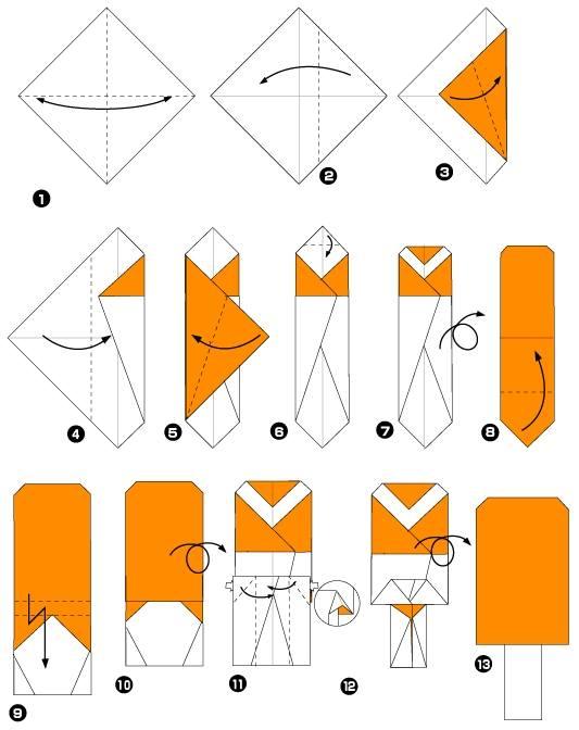 membuat karakter karakter menggunakan kertas origami kumpulan kreasi unik. Black Bedroom Furniture Sets. Home Design Ideas