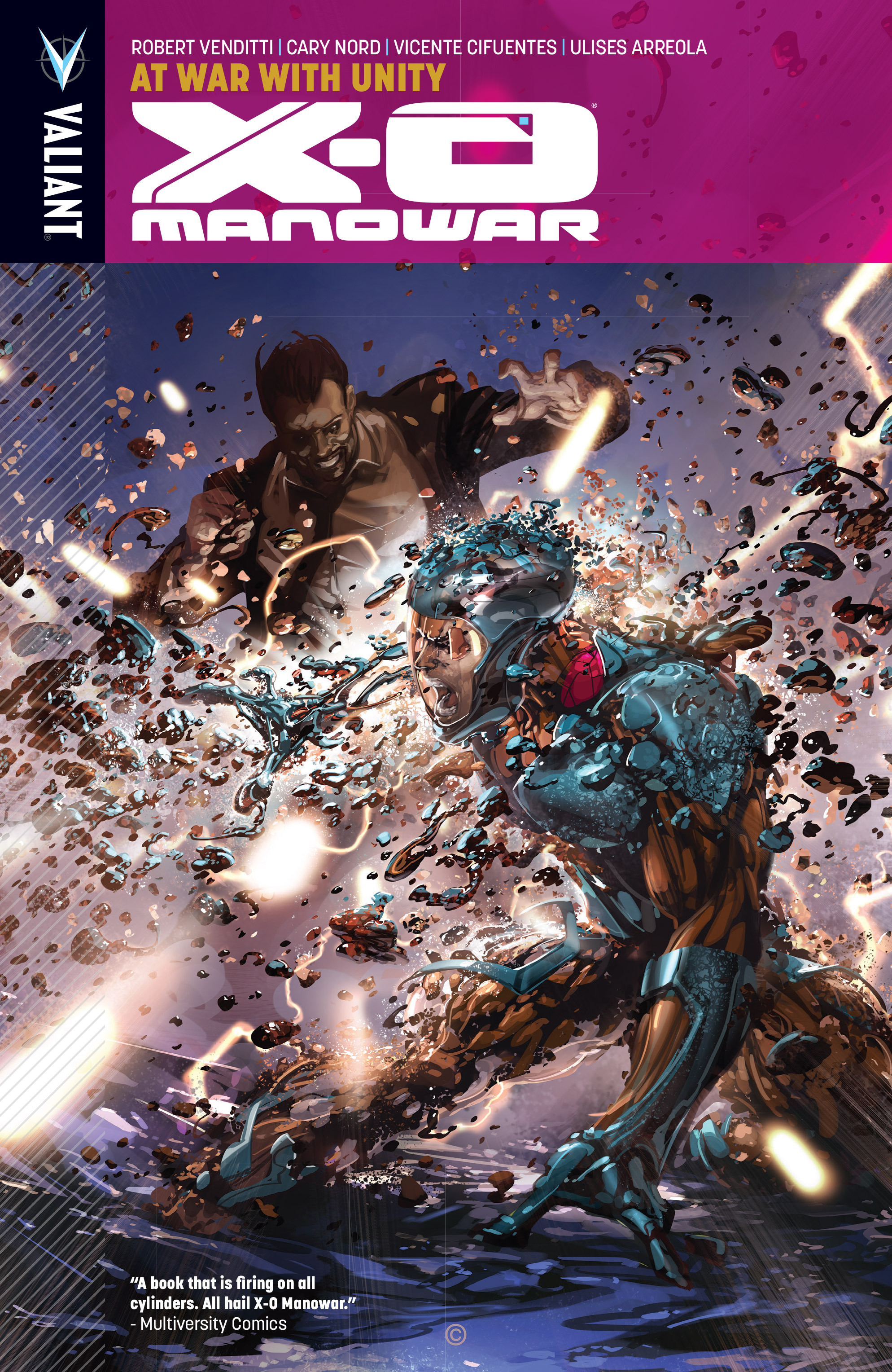 X-O Manowar (2012) _TPB_5 Page 1