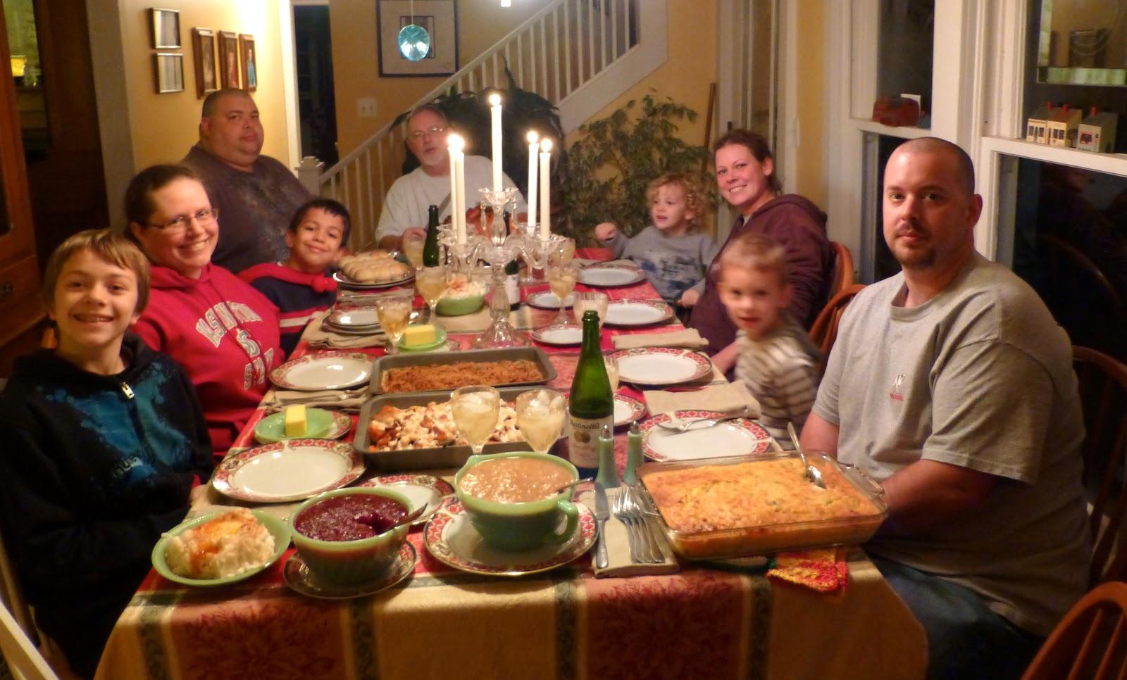 Teresa Kasner: Family FEAST!