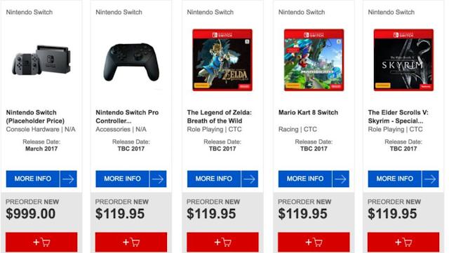 Se filtran las supuestas carátulas de Switch y el contenido de Mario Kart 8 Switch