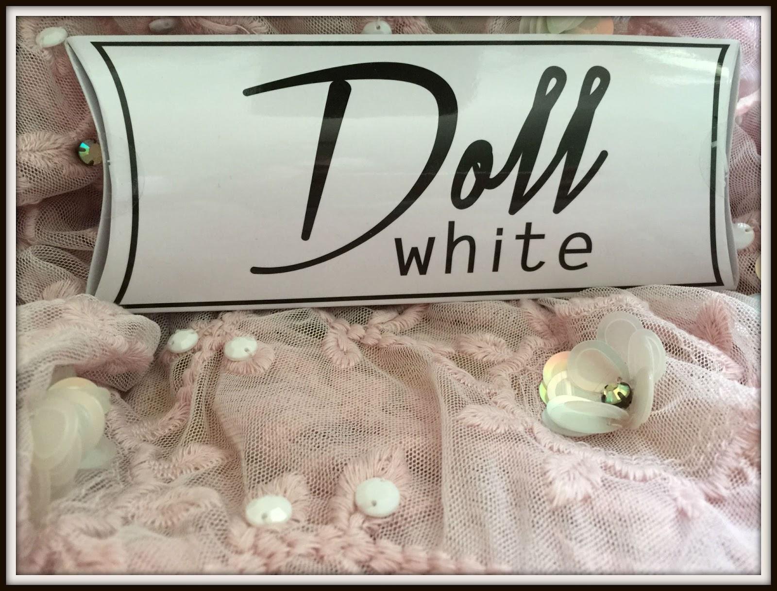 doll white teeth whitening strips