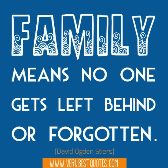 Inspirational Quotes About Family Love: ENTERTAINMENT: LOVE QUOTES FOR FAMILY