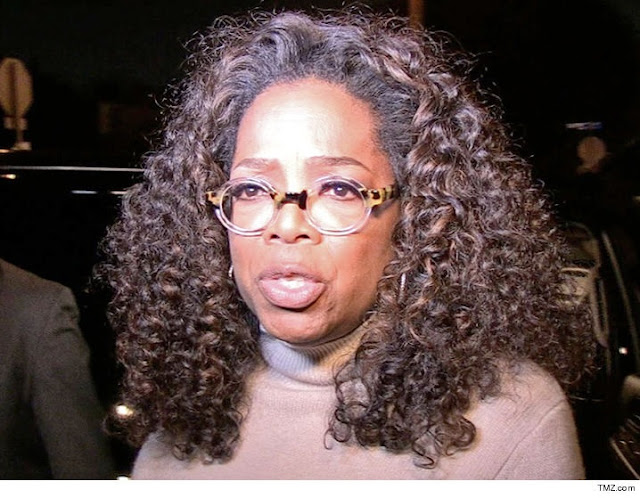 Oprah Winfrey accused of intellectual property theft