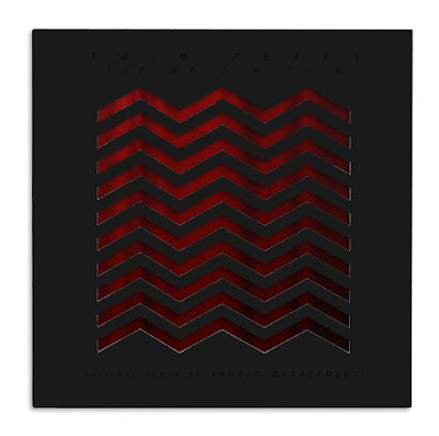 Twin Peaks Fire Walk With Me Soundtrack 2xLP Vinyl Record by Mondo x Sam Smith x Jay Shaw